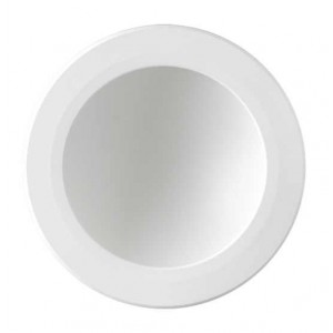 Lampa led, incastrabila, rotunda, 20W, alb natural, 4200k, IP20, lumina indirecta, Ultralux ILDR2042