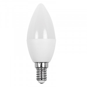 Bec Led TIP CON, 5W, E14, SMD 2835, 4200K, lumina neutra - Ultralux LC51442