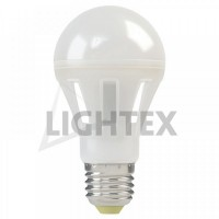 Bec Led 10W E27 220V A65 NW 4000K - Lightex 170AL0000126