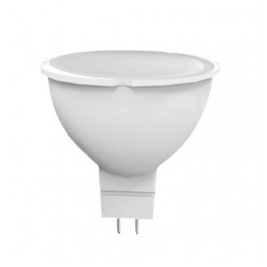 Bec Led 3W, GU5.3, 3000K, 12AC/DC /WW - Lightex 172AL0050254