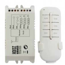Controller wireless 3 canale 220V AC