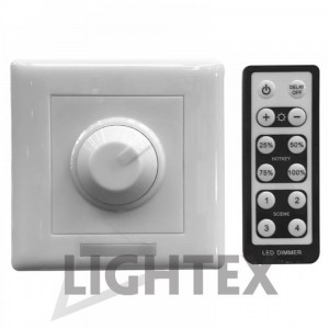 Dimmer cu telecomanda 0-10V - Lightex 908BA0060122
