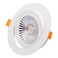 Lampa Led incastrabila 12W, DIRECTIONABIla, 4200K, IP20