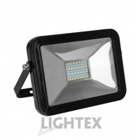 Proiector Led 30W/ 220V/IP65/ 6500K/ CW/ slim Premium - Lightex 504AL0012231