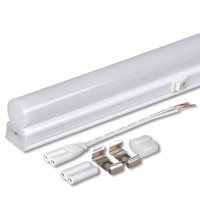 Tub Led, termoplastic, Т5, 220V, 6000K, 14W