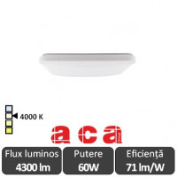 Panou Led Pătrat IPATIA 60W - ACA Lighting 19259